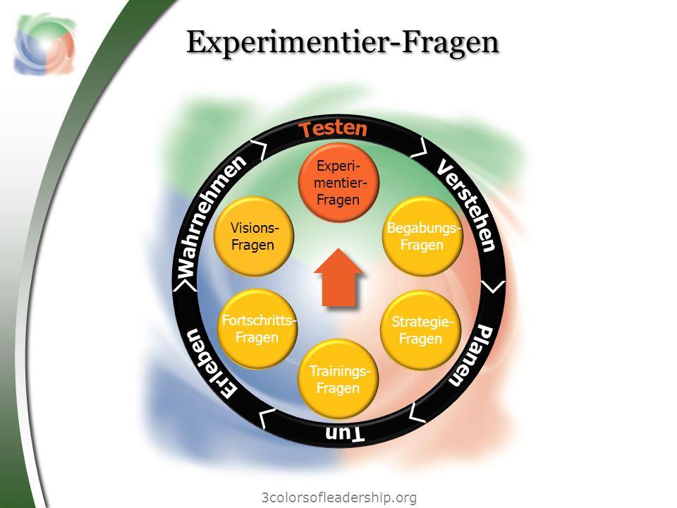 Experimentier-Fragen