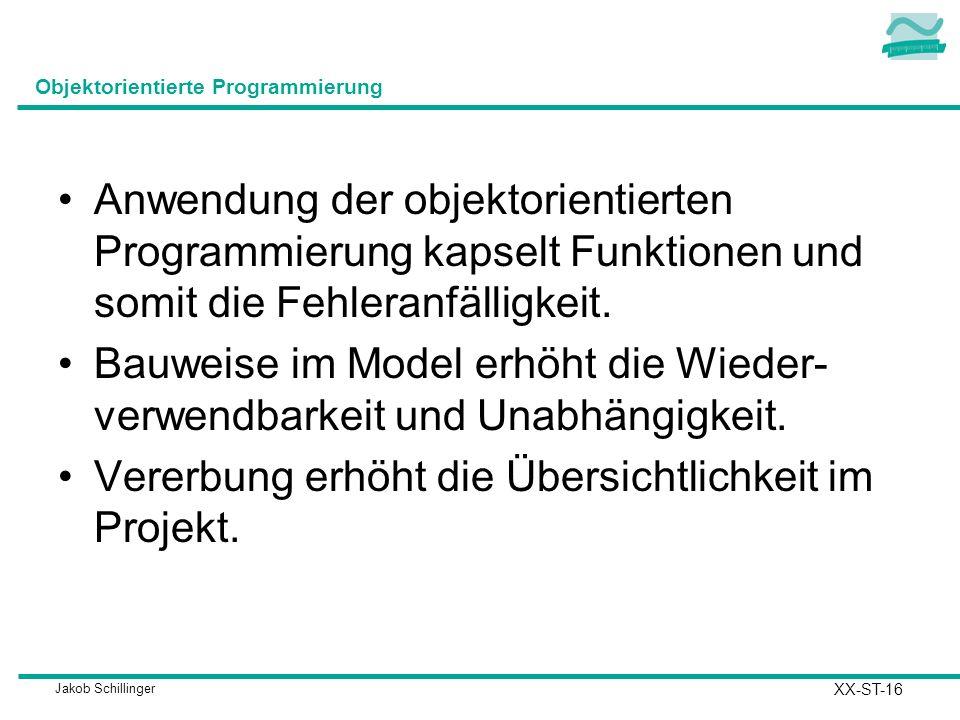 Objektorientierte Programmierung