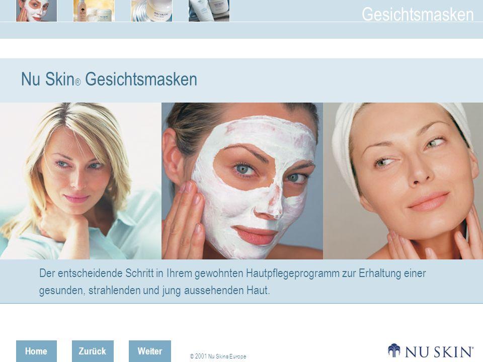 Nu Skin® Gesichtsmasken