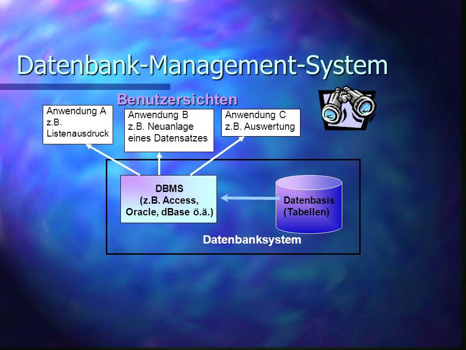 Datenbank-Management-System