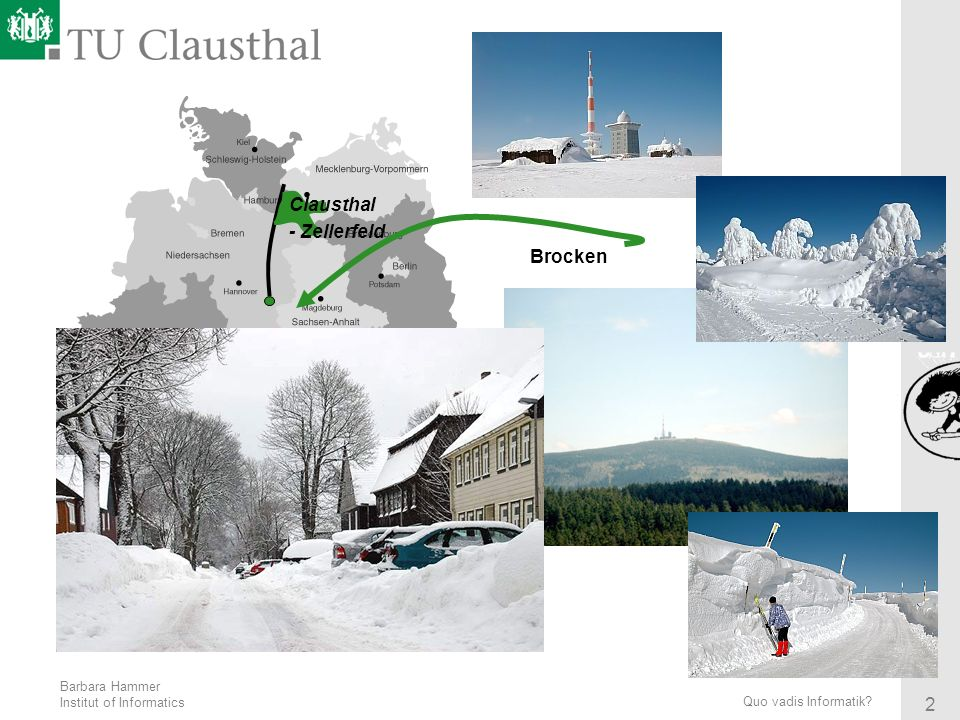 Clausthal - Zellerfeld Brocken