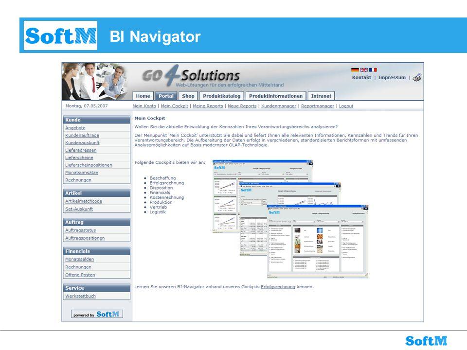 BI Navigator