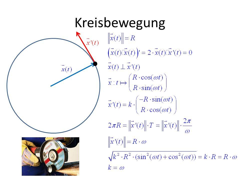 Kreisbewegung