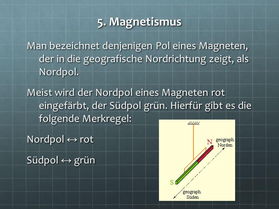5. Magnetismus