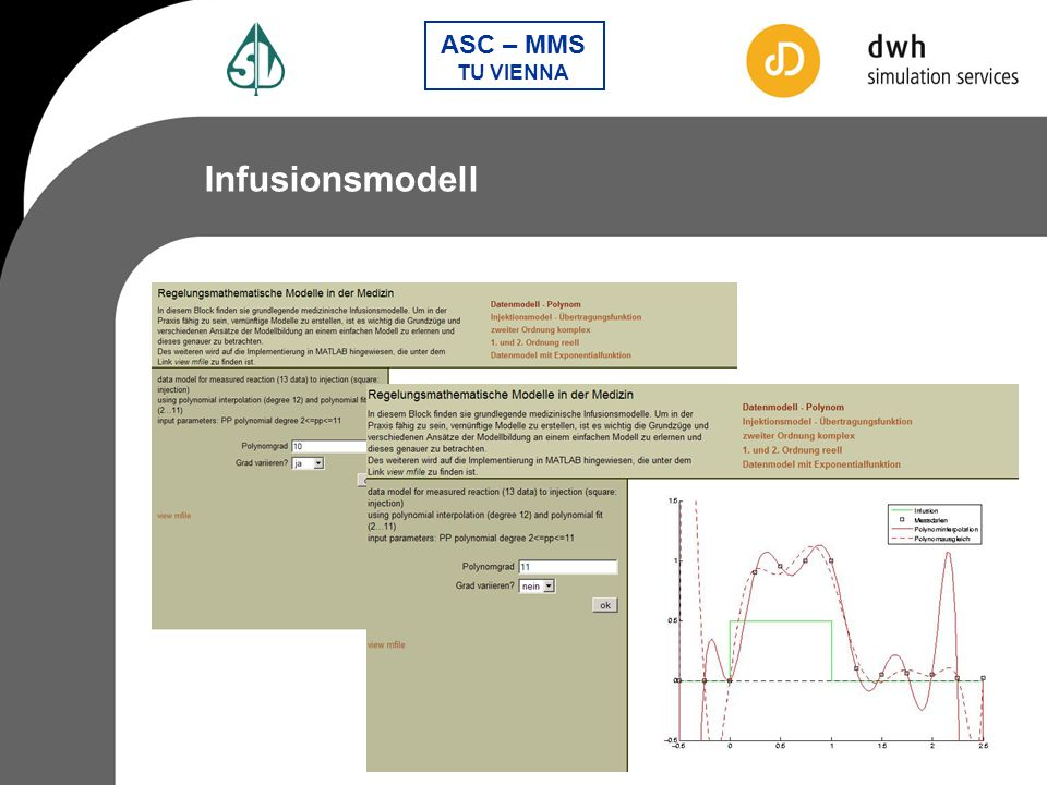 Infusionsmodell
