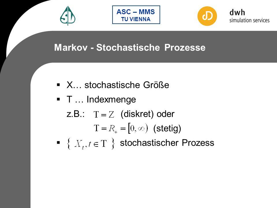 Markov - Stochastische Prozesse