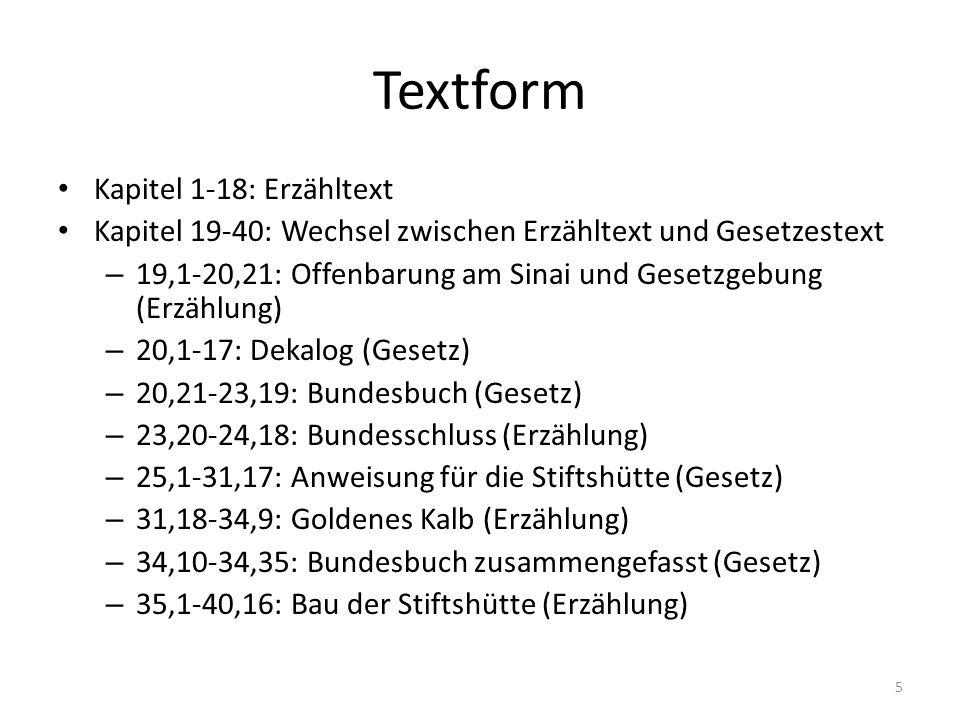 Textform Kapitel 1-18: Erzähltext