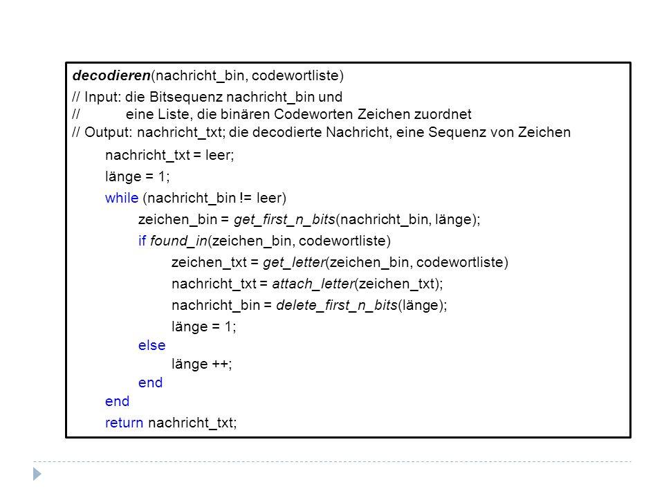 decodieren(nachricht_bin, codewortliste)