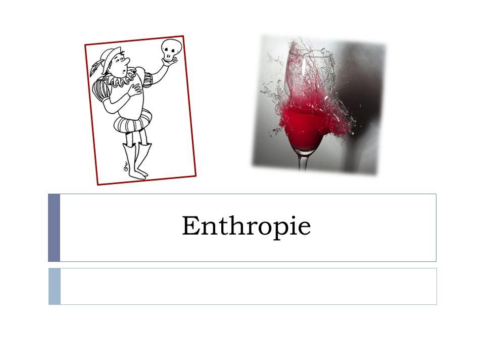 Enthropie