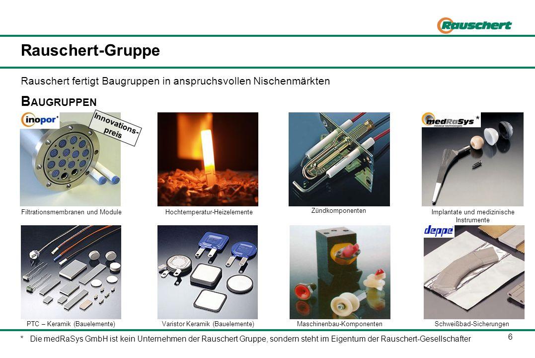 Rauschert-Gruppe ENGINEERING