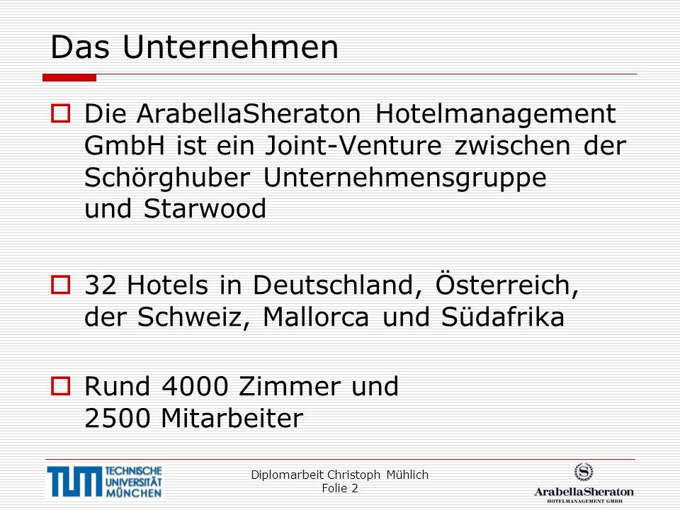 Diplomarbeit Christoph Mühlich