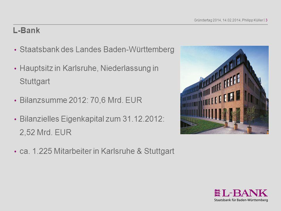 Staatsbank des Landes Baden-Württemberg
