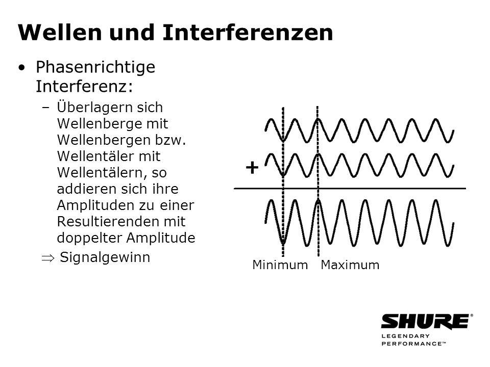 Wellen und Interferenzen