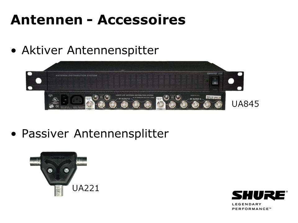 Antennen - Accessoires