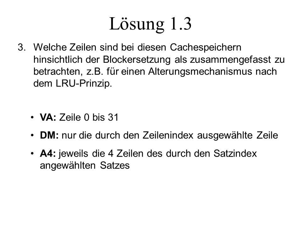 Lösung 1.3