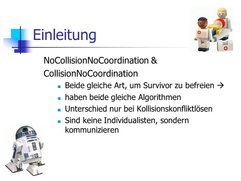 Einleitung NoCollisionNoCoordination & CollisionNoCoordination