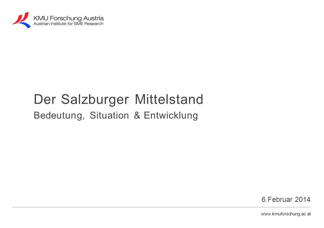 Der Salzburger Mittelstand