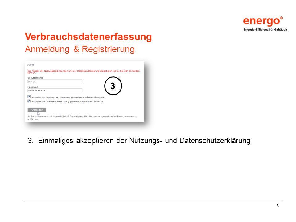 Anmeldung & Registrierung