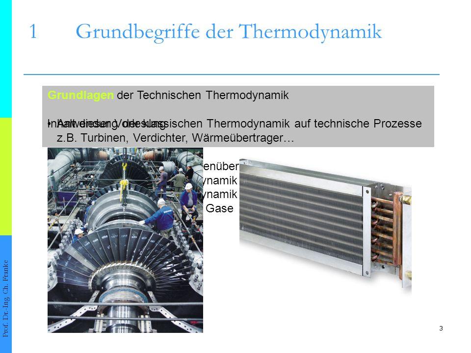 1 Grundbegriffe der Thermodynamik