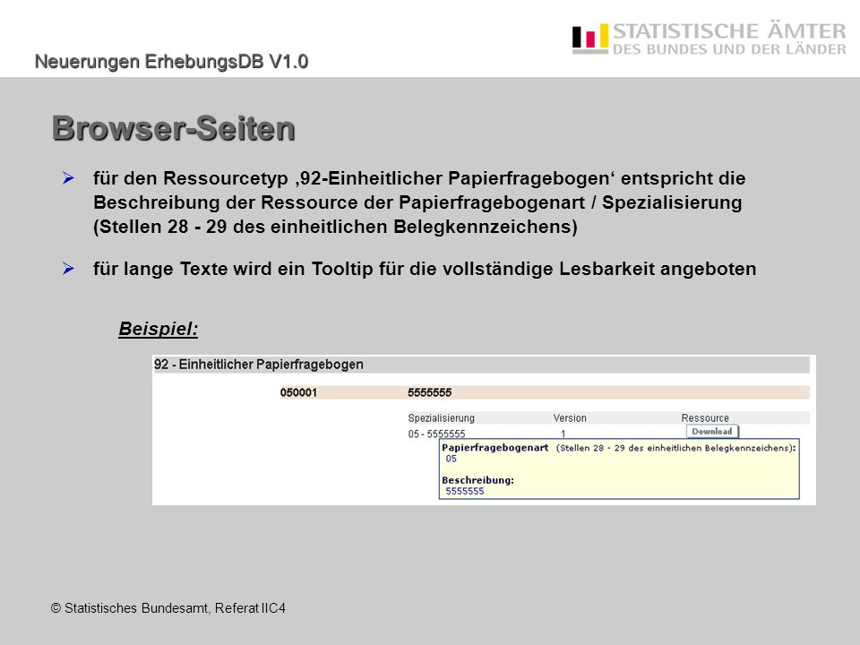 Browser-Seiten