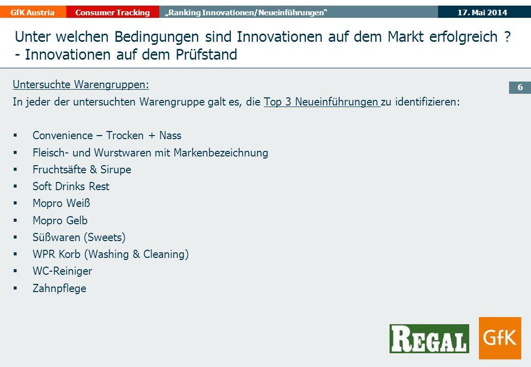 Unter welchen Bedingungen sind Innovationen auf dem Markt erfolgreich