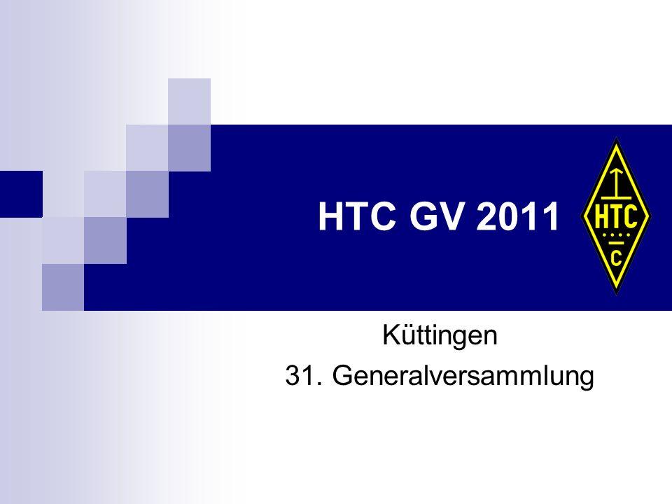 Küttingen 31. Generalversammlung
