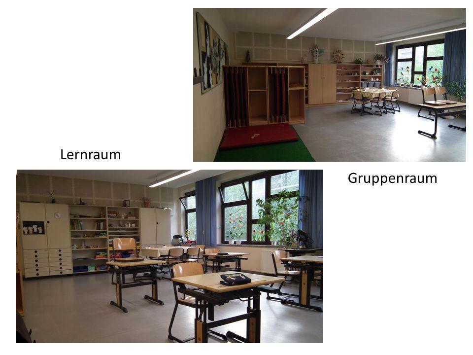 Lernraum Gruppenraum