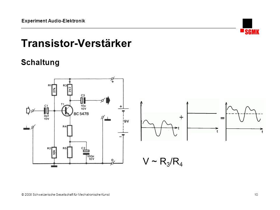 Transistor-Verstärker
