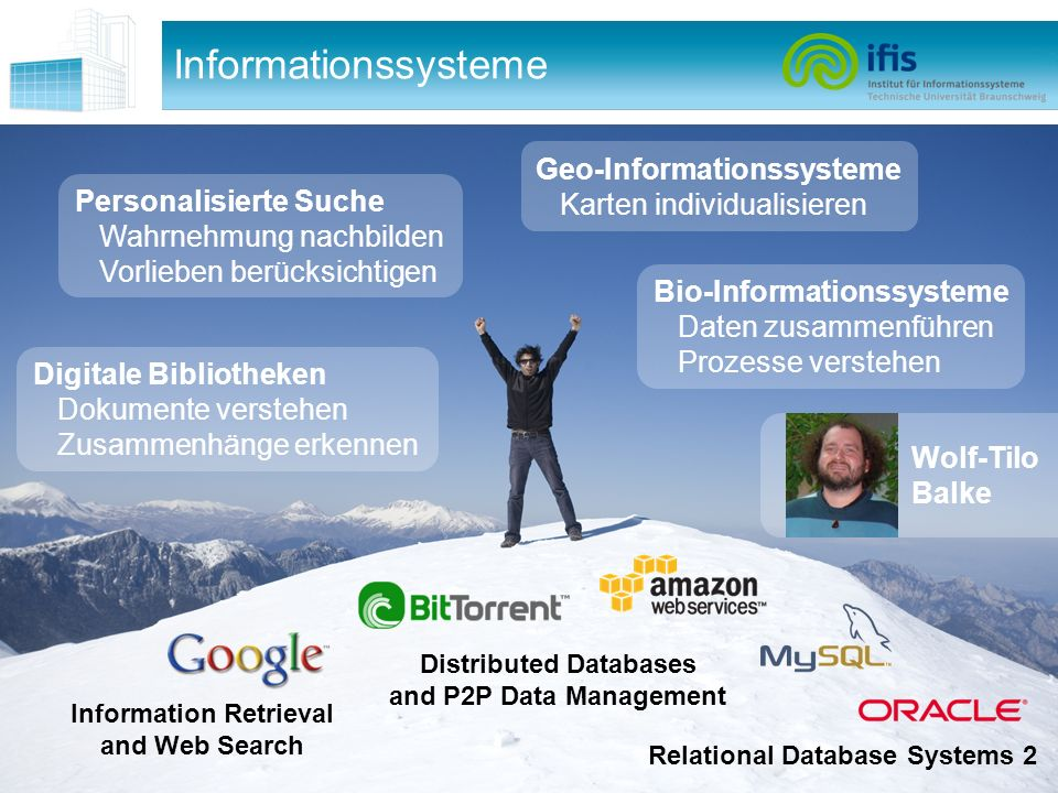 Informationssysteme Geo-Informationssysteme Karten individualisieren