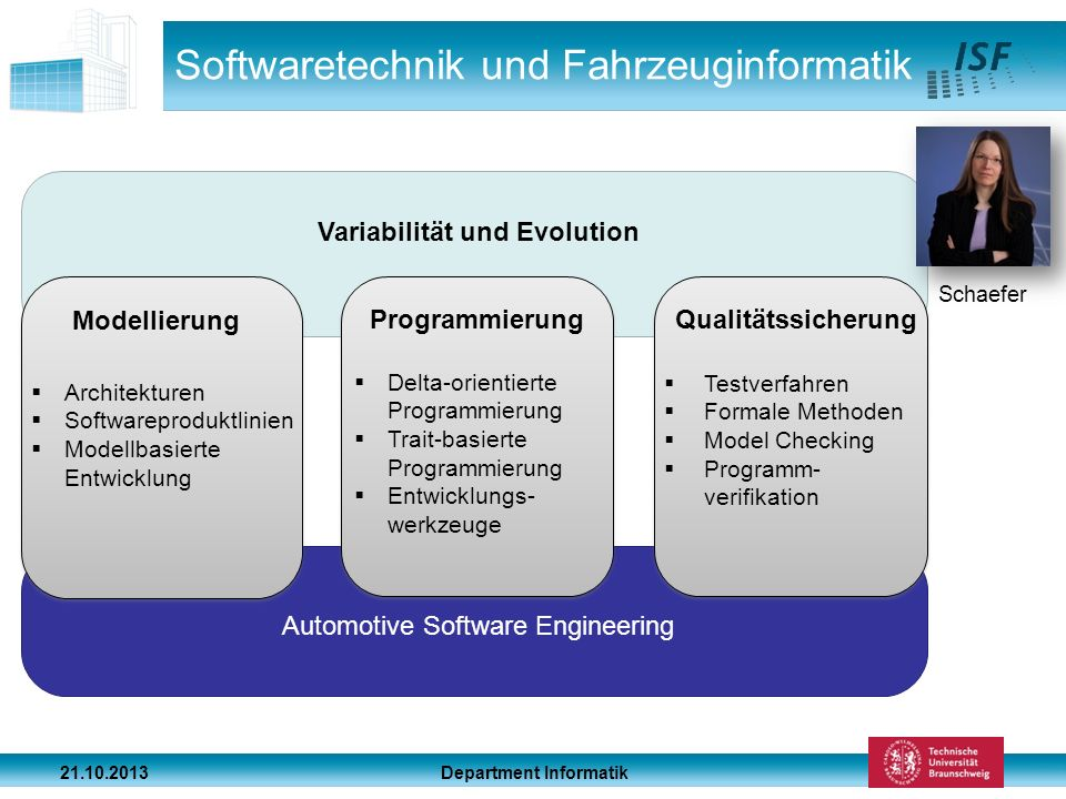 Department Informatik