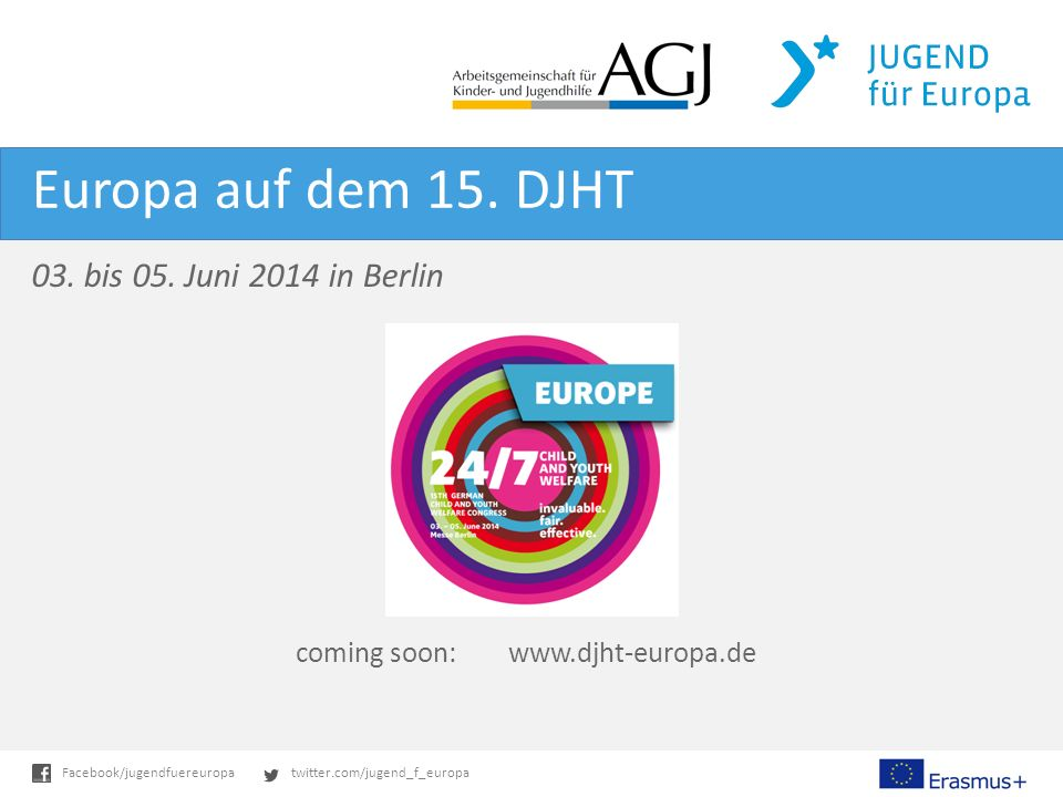 coming soon: www.djht-europa.de