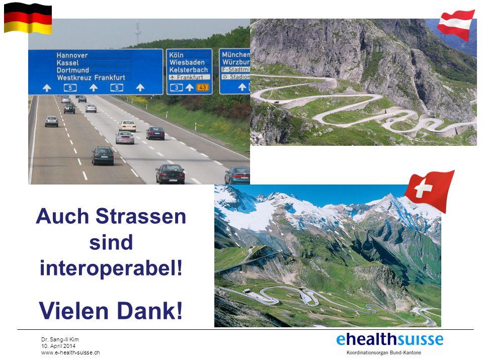 Auch Strassen sind interoperabel!