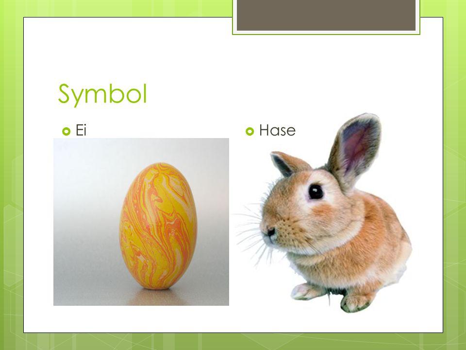Symbol Ei Hase