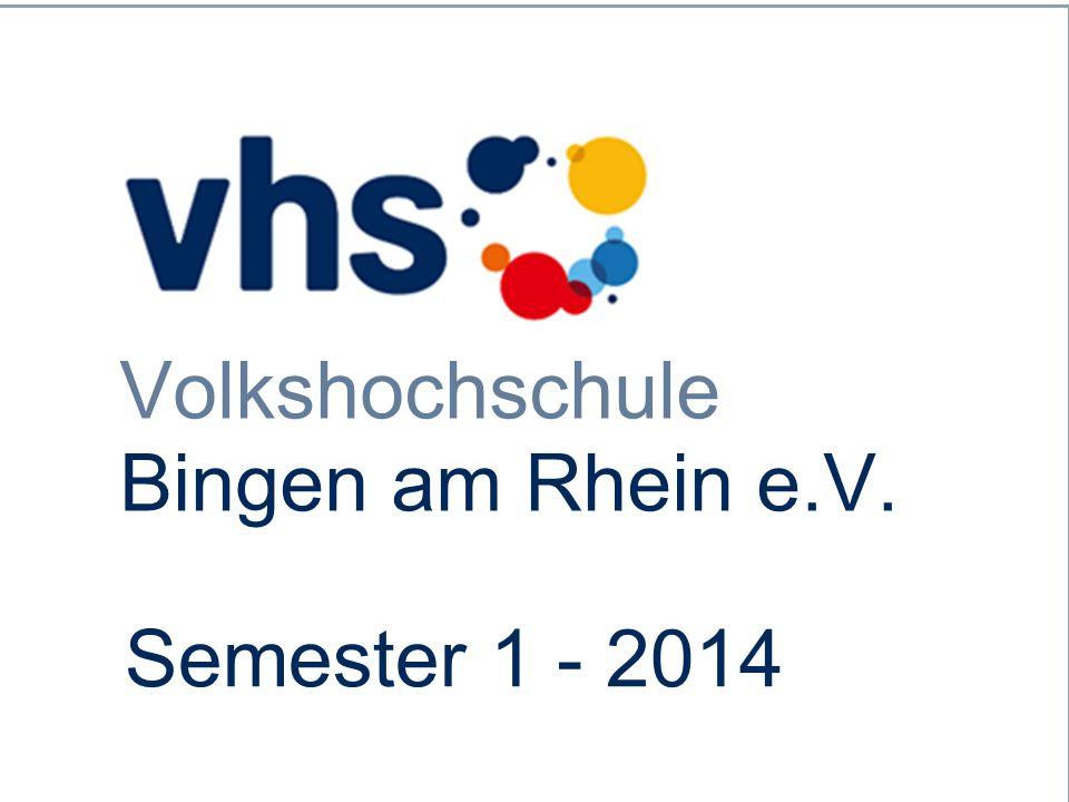 Volkshochschule Bingen am Rhein e.V.
