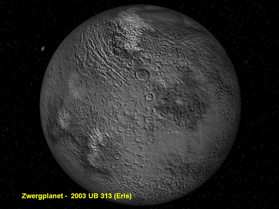 Zwergplanet - 2003 UB 313 (Eris)