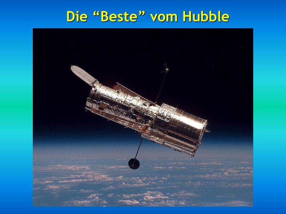 Die Beste vom Hubble