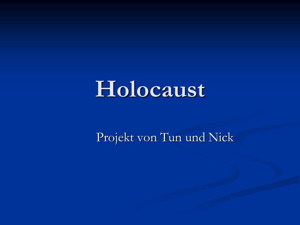 Projekt von Tun und Nick