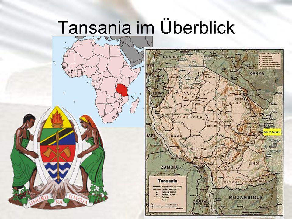 Tansania im Überblick