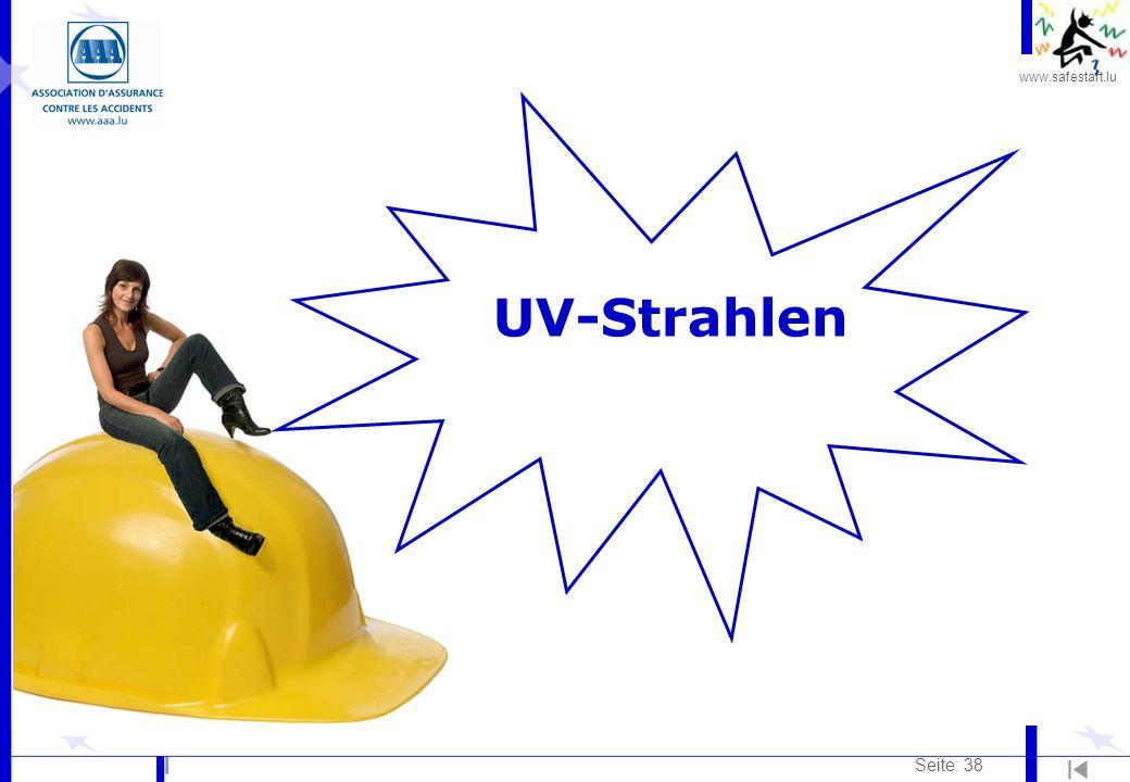 UV-Strahlen Seite: 38
