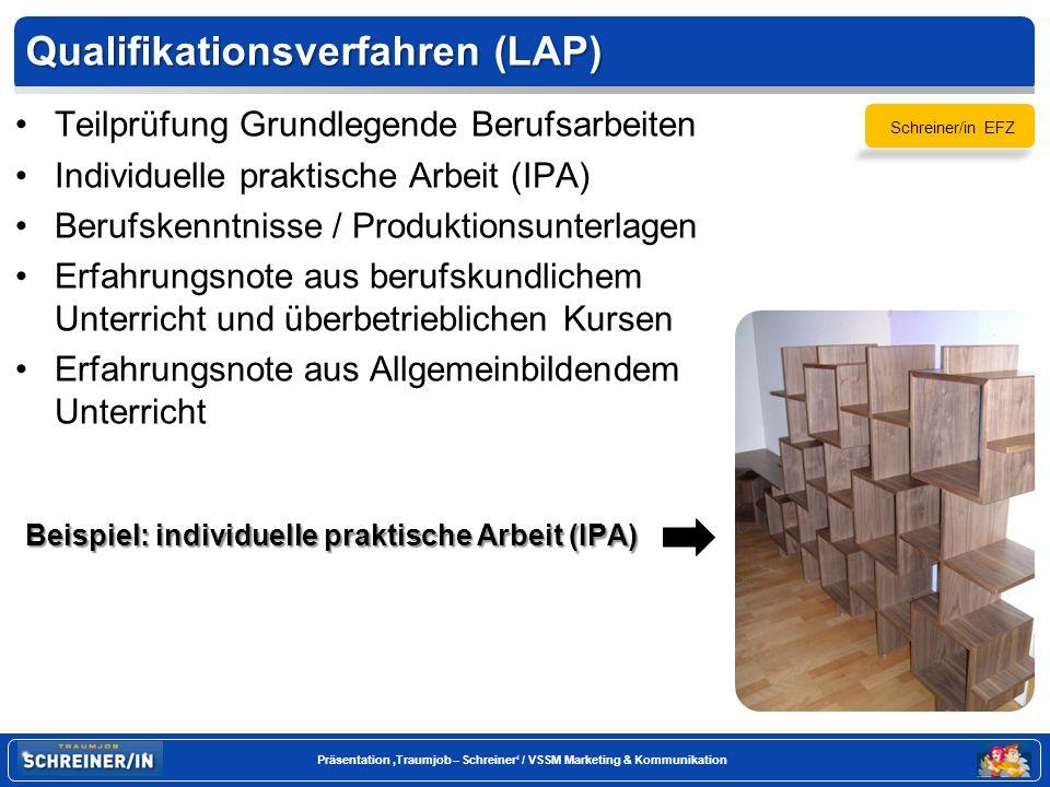 Qualifikationsverfahren (LAP)
