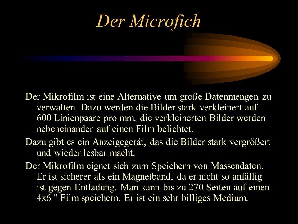 Der Microfich