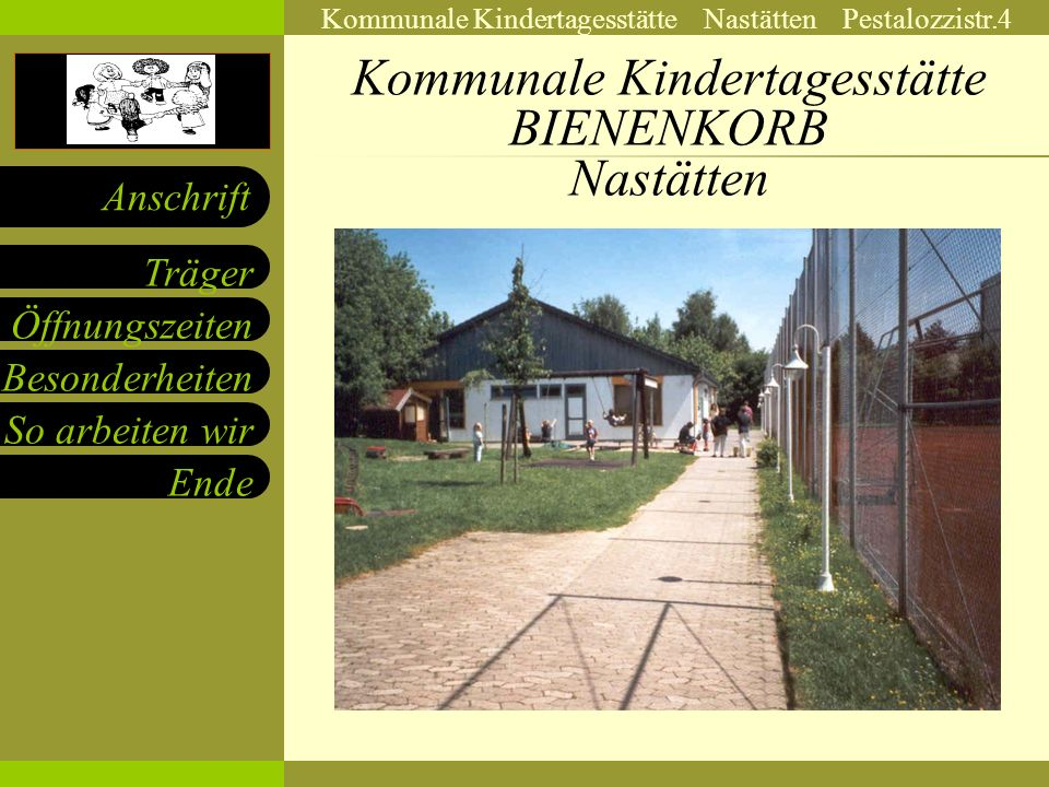 Kommunale Kindertagesstätte BIENENKORB Nastätten