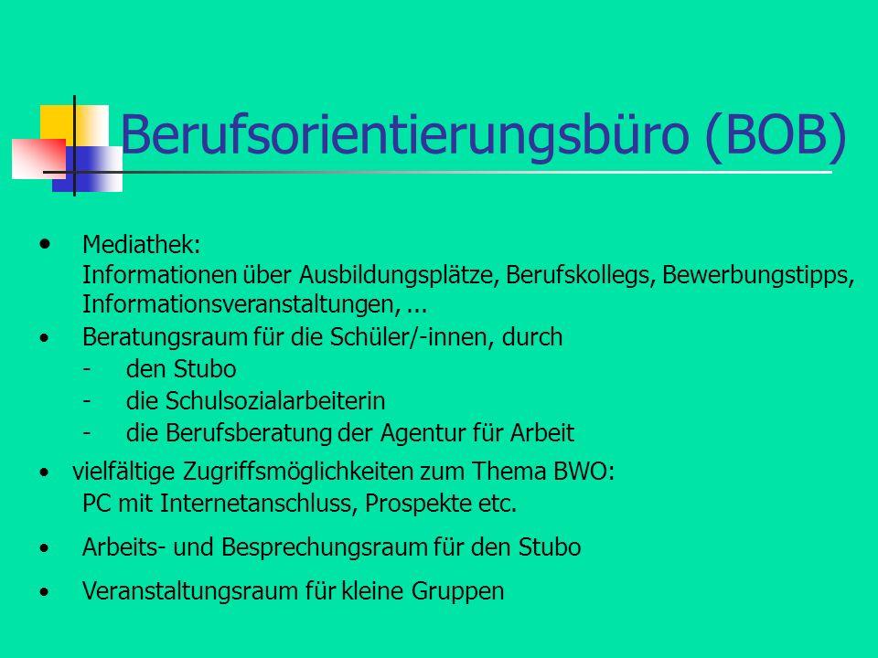 Berufsorientierungsbüro (BOB)