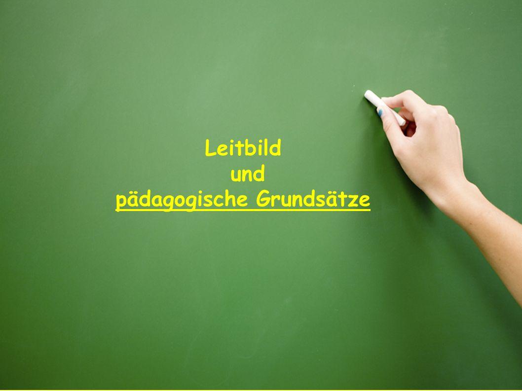 und pädagogische Grundsätze