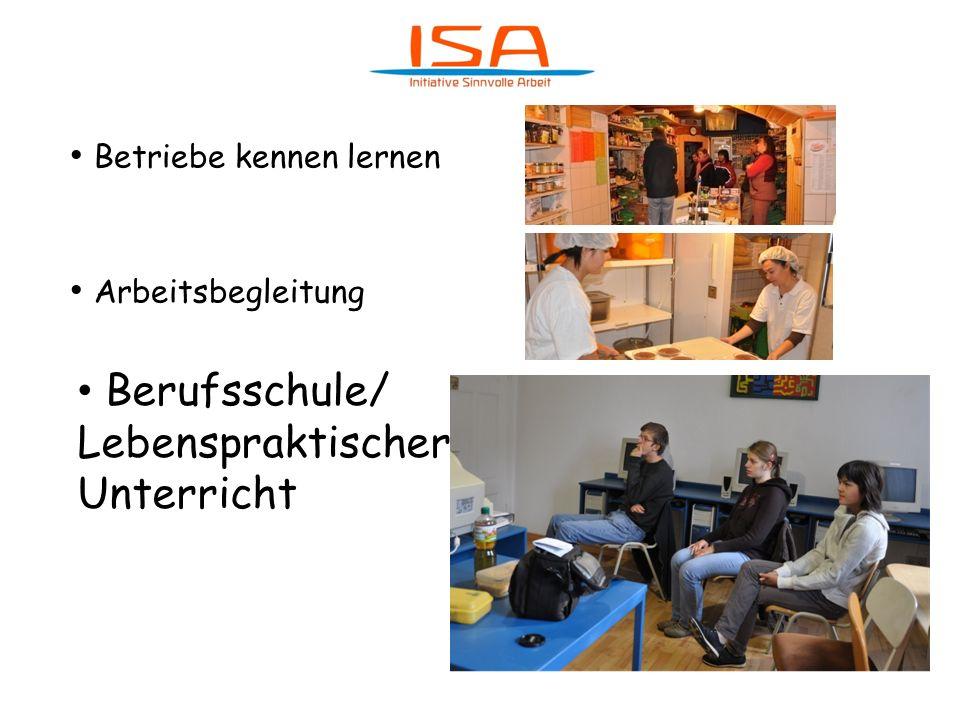 Berufsschule/ Lebenspraktischer Unterricht