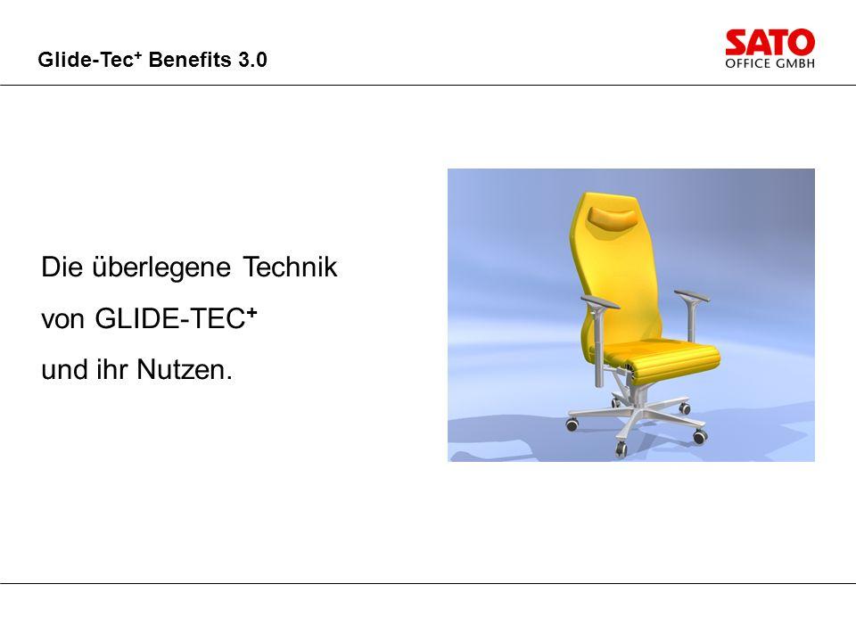 Die überlegene Technik von GLIDE-TEC+ und ihr Nutzen.
