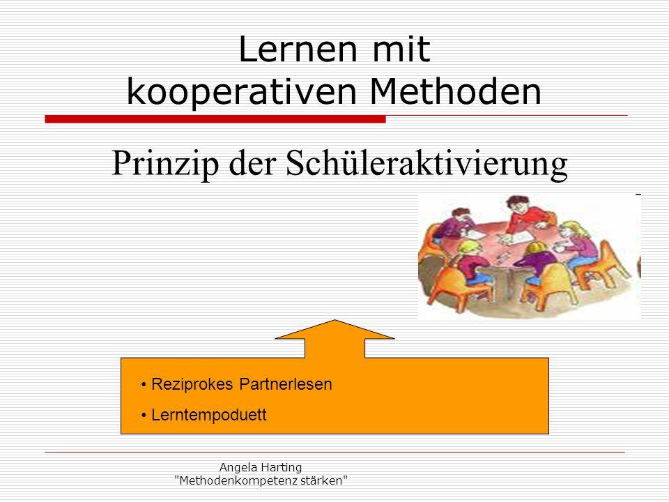 Lernen mit kooperativen Methoden