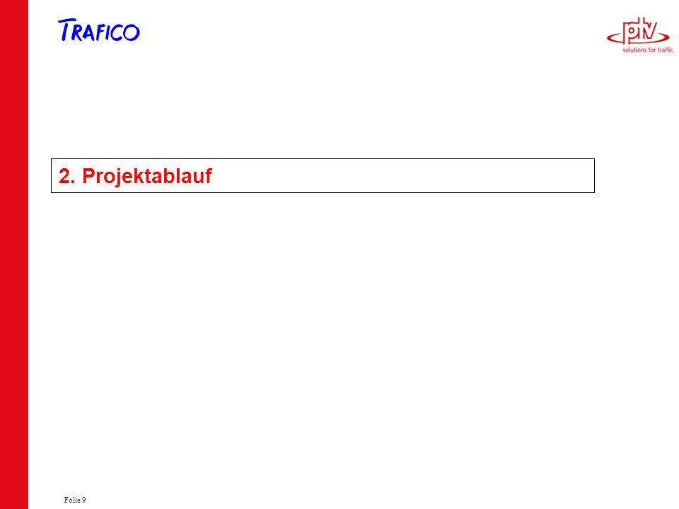 2. Projektablauf