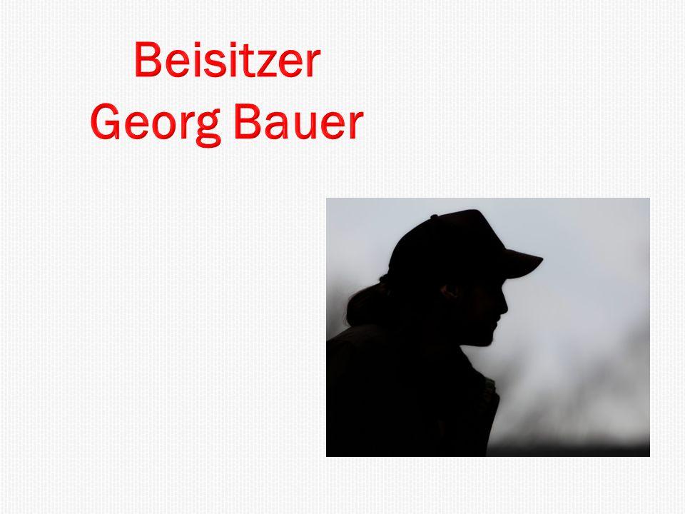 Beisitzer Georg Bauer