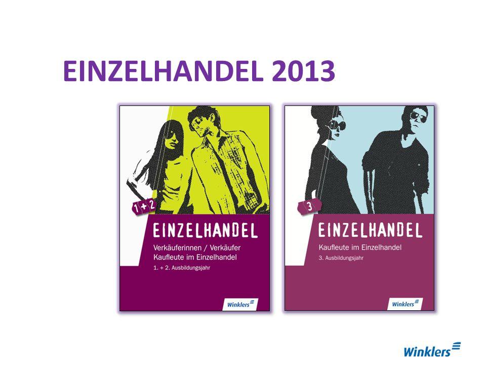 EINZELHANDEL 2013